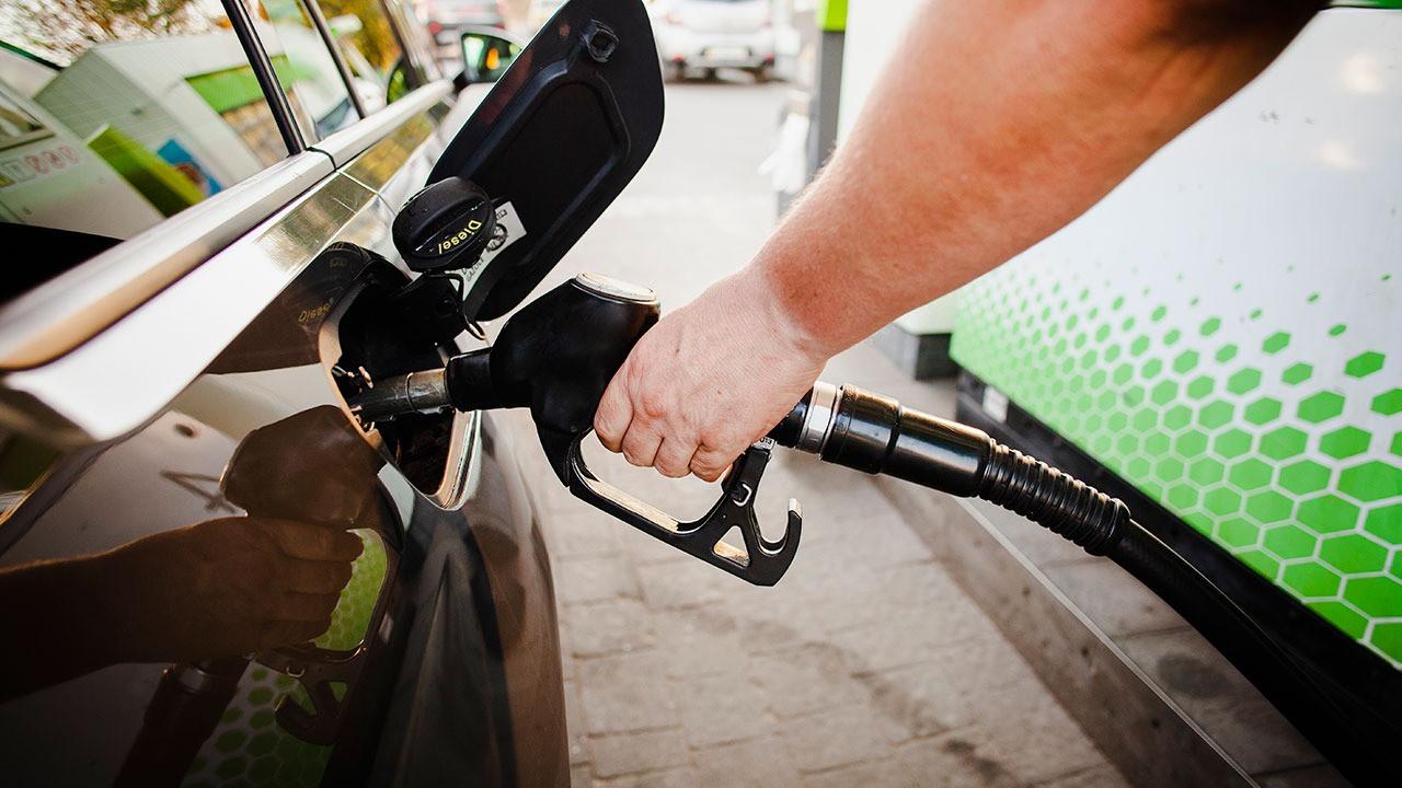 На заправках Украины наблюдается рост цен на топливо