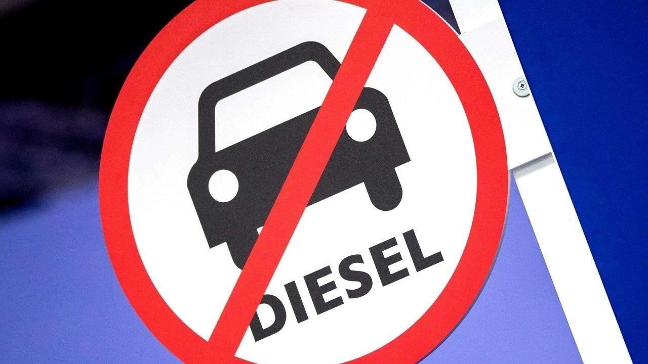 В украинском городе планируют запретить въезд автомобилей на дизеле