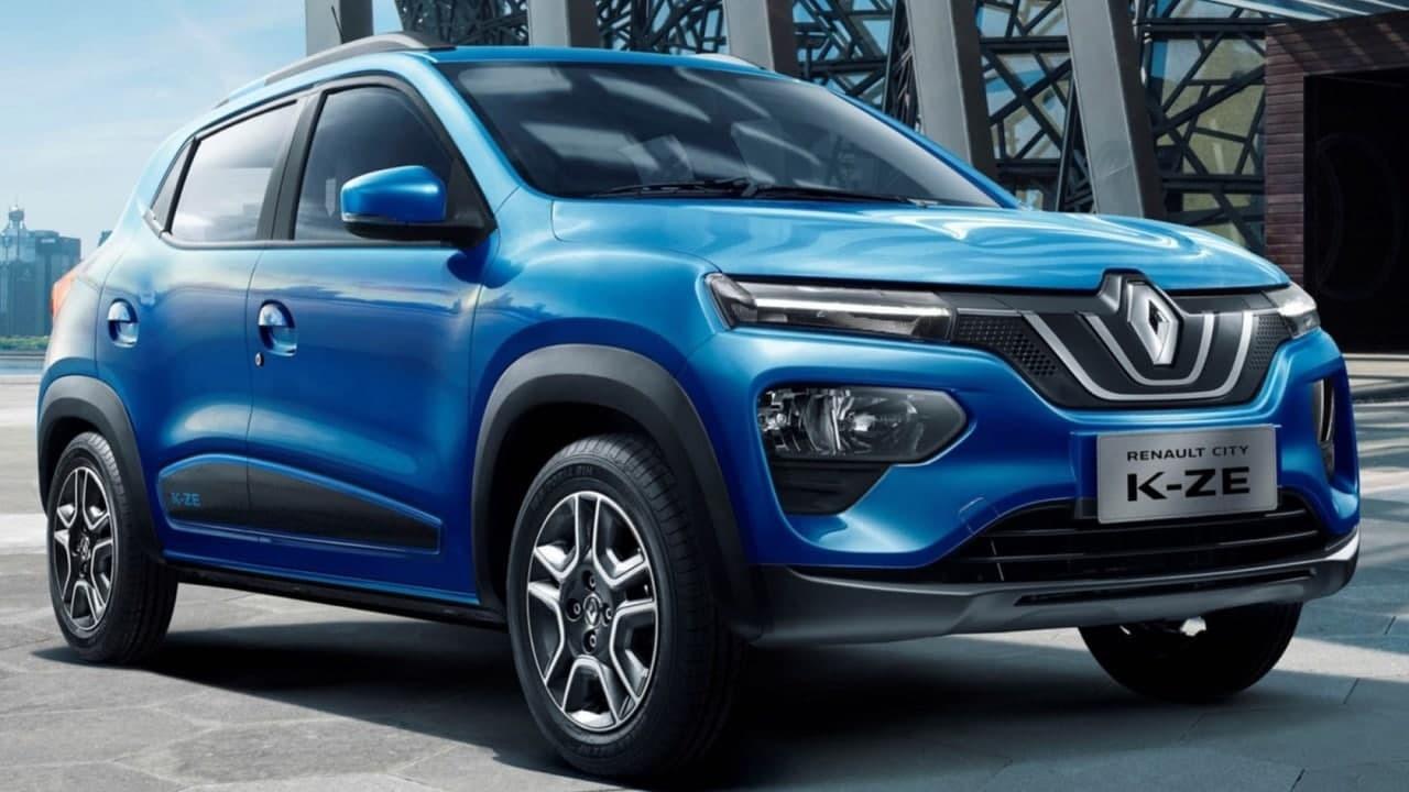 На рынке электромобилей Украины растет спрос на Renault из Китая