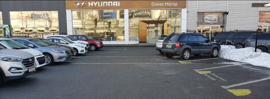 Hyundai Олимп Мотор 1