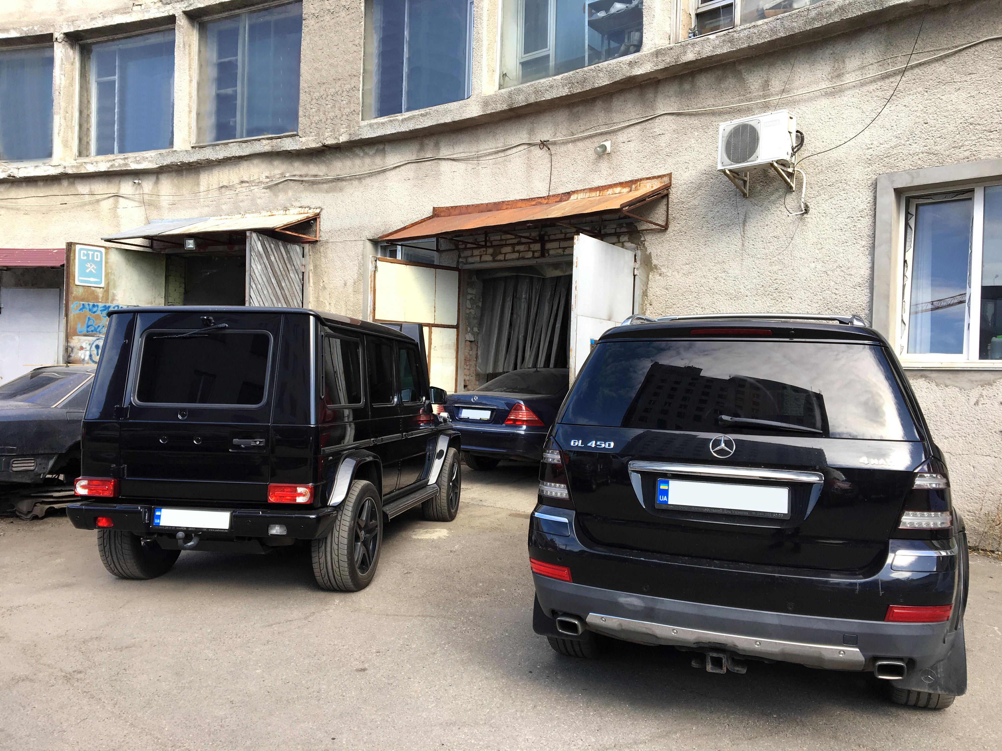 Премьера Mercedes 1