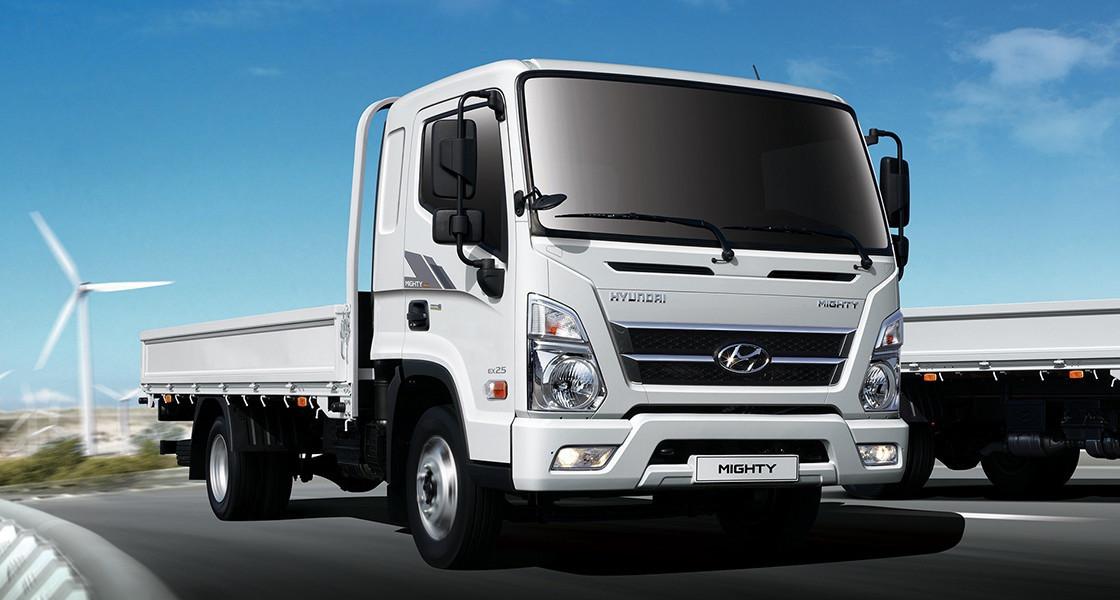 Запчасти для грузовых авто Hyundai по специальной цене